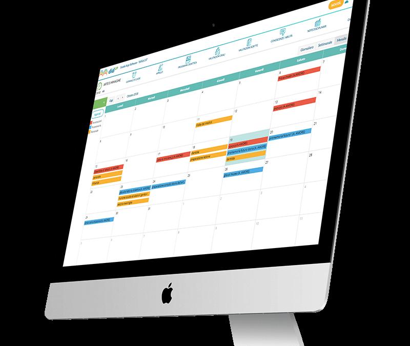 Nuovo calendario didUP