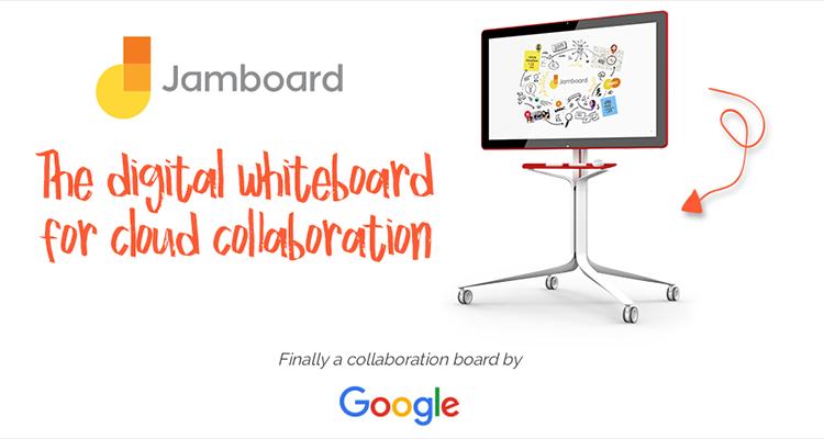 Lim a distanza con Google Jamboard e Argo DidUp